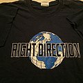 right direction t-shirt