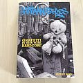 urban styles grafitti in nyhc book