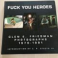 fuck you heroes photobook Other Collectable