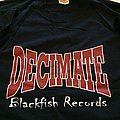 Decimate - TShirt or Longsleeve - DECIMATE t-shirt