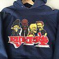 Ryker's hooded sweater
