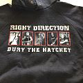 right direction hooded sweater Hooded Top