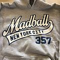 madball hooded sweater
