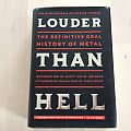 louder than hell book Other Collectable