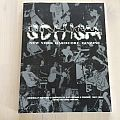 schism new york hardcore fanzine book