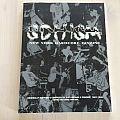 schism new york hardcore fanzine book