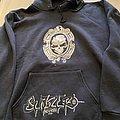 "SUBZERO ""commin at ya"" hooded sweatshirt"