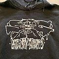 SATISFACTION GUARANTEED compilation nawpost records hooded sweatshirt