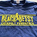 "BLACK BETSY ""catapult powerpack"" t-shirt"