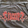 "Face Up - TShirt or Longsleeve - FACE UP ""Sofia hardcore"" t-shirt"
