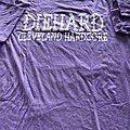 DIE HARD cleveland hardcore t-shirt cevo hardcore