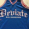 Deviate - TShirt or Longsleeve - DEVIATE basketball jersey