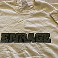 Enrage - TShirt or Longsleeve - ENRAGE logo t-shirt