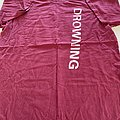 Drowning - TShirt or Longsleeve - DROWNING t-shirt Paris dark hardcore