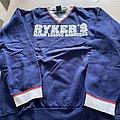 """RYKERS """"major league hardcore"""" jersey"""