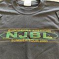"""NJ Bloodline - TShirt or Longsleeve - NJ BLOODLINE """"summer tour 2001"""" t-shirt"""