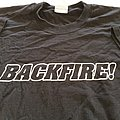 "BACKFIRE ""change the game"" t-shirt"