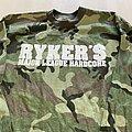 RYKERS camouflage longsleeve TShirt or Longsleeve
