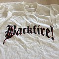 "BACKFIRE ""all bets are off"" t-shirt"