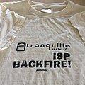 "BACKFIRE "" the storm tour"" t-shirt"