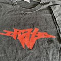"IRATE ""a decade of d.i.y."" t-shirt"