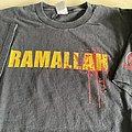 "RAMALLAH ""kill a celebrity"" t-shirt"