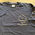 SURFACE march through records t-shirt