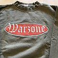 "Warzone - TShirt or Longsleeve - WARZONE ""united as one"" crewneck"