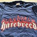 """HATEBREED """"burn the lies"""" t-shirt"""