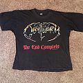 Obituary- The End Complete European Tour 1992 shirt