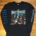 Bolt Thrower - The IVth crusade World Crusade North America 1994 longsleeve  TShirt or Longsleeve