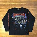 Benediction- Tanscend The Rubicon World Violation tour 1993 longsleeve  TShirt or Longsleeve