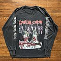 Cannibal Corpse - Butchered At Birth / Complete Control tour longsleeve  TShirt or Longsleeve
