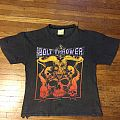 Bolt Thrower - Carved in Stone 1993 Australia tour shirt