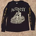 Autopsy - Acts Of The Unspeakable / Vomit On The Nearest Asshole longsleeve TShirt or Longsleeve