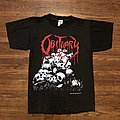Obituary - Cause of Death / Pile Of Skulls  TShirt or Longsleeve