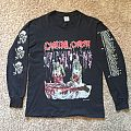 Cannibal Corpse - Butchered At Birth / Complete Control tour 92  TShirt or Longsleeve