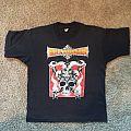 Bolt Thrower - Cenotaph warmaster us tour 1991 shirt