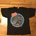 Morbid Angel - Altars Of Madness American Madness 91 tour shirt