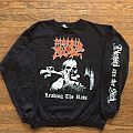 Morbid Angel - Leading The Rats / European Sickness tour sweatshirt