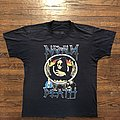 Napalm Death - life? Grindcrusher 91 tour shirt
