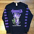 Tomb Mold - Blood Mirror full color longsleeve  TShirt or Longsleeve