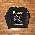 Pestilence - Testimony of the ancients presence of the pest tour 92 TShirt or Longsleeve