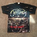 Obituary- The End Complete all over print  TShirt or Longsleeve