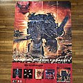 Dismember - massive killing capacity poster Other Collectable