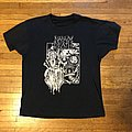 Napalm Death - US Grind Crusher tour 1991 shirt