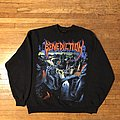 Benediction- Transcend the rubicon world violation tour sweater  TShirt or Longsleeve