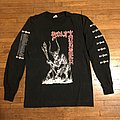Bolt Thrower - Unleashed Upon America / 91 Tour longsleeve  TShirt or Longsleeve