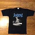 Incantation - Mortal Throne of Nazarene North American tour 94 TShirt or Longsleeve