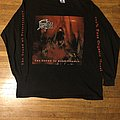 Death - The sound of perseverance tour longsleeve shirt